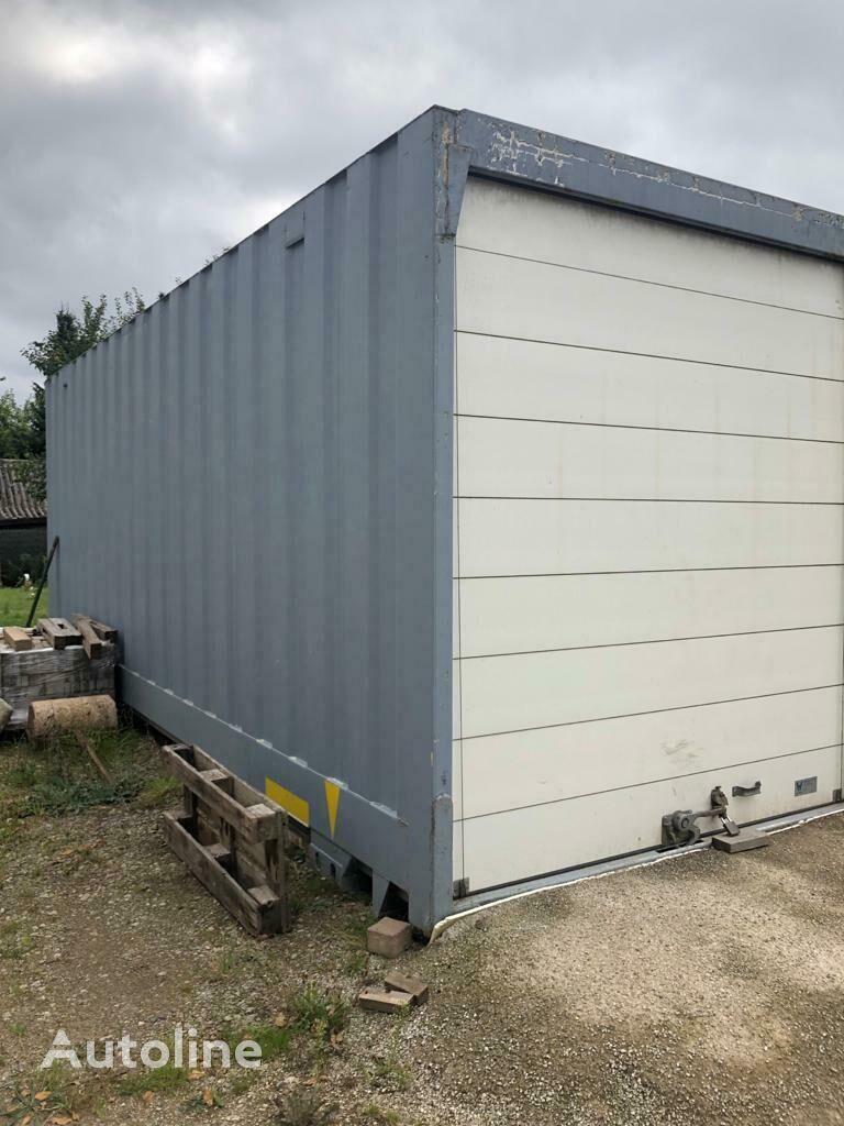 KRONE WK 7,3 RST box truck body